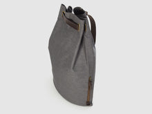 Load image into Gallery viewer, Serenity GD - Grey Denim Backpack - Bag - Rust & Fray