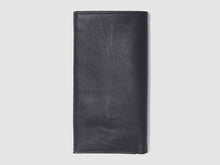 Load image into Gallery viewer, Stint - Black Vegan Leather Wallet - Bag - Rust & Fray