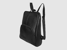 Load image into Gallery viewer, Rave - Black Vegan Leather - Bag - Rust & Fray