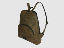Load image into Gallery viewer, Rave - Chestnut Brown Vegan Leather - Bag - Rust & Fray