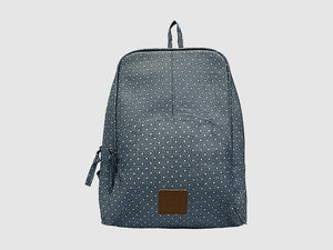 Rave - Dot Print Cotton - Bag - Rust & Fray