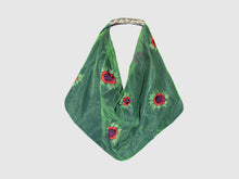 Load image into Gallery viewer, Story - Forest Flower Green - Bag - Rust & Fray