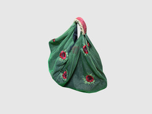 Story - Forest Flower Green - Bag - Rust & Fray