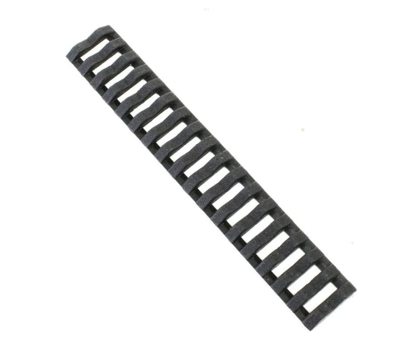 1913 Picatinny Ladder Rail Panel - Black Rail Cover Ar15Discounts
