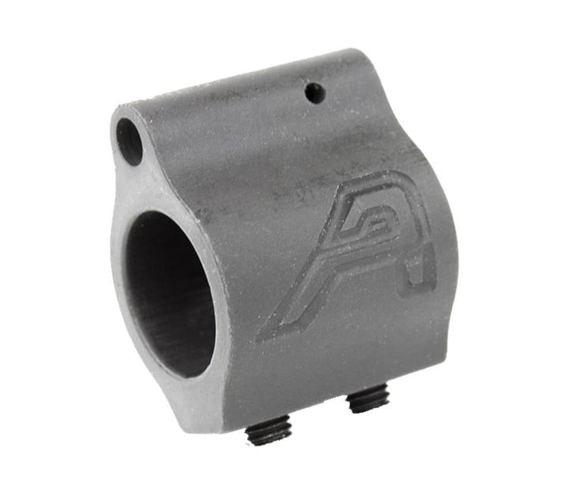 Aero Precision .625 Low Profile Gas Block W/aero Logo - Phosphate Gas Block Ar15Discounts