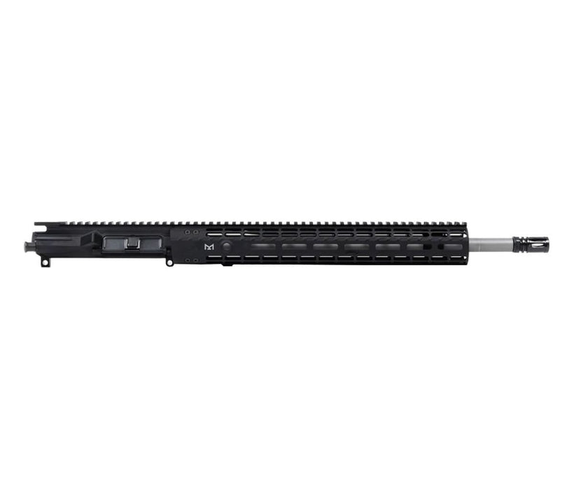 Aero Precision M4E1-E Complete Upper 18 6.5 Grendel Ss Barrel Em-15 Hg Gen 2 - Anodized Black Upper Assembly Ar15Discounts