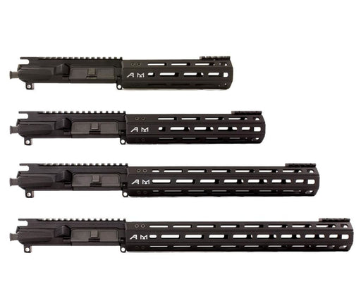 Aero Precision M4E1 Enhanced Upper Receiver And Quantum M-Lok Handguard Combo - Anodized Upper Build Kit Ar15Discounts