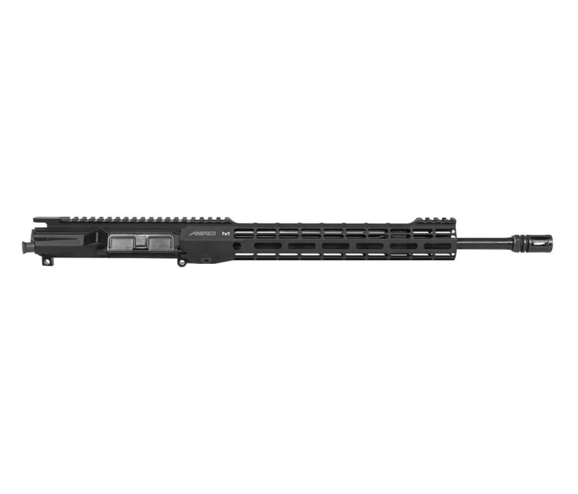Aero Precision M4E1-T Complete Upper 16 5.56 Mid Pencil Length Barrel 12 M-Lok Atlas S-One Hg - Anodized Black Upper Assembly Ar15Discounts