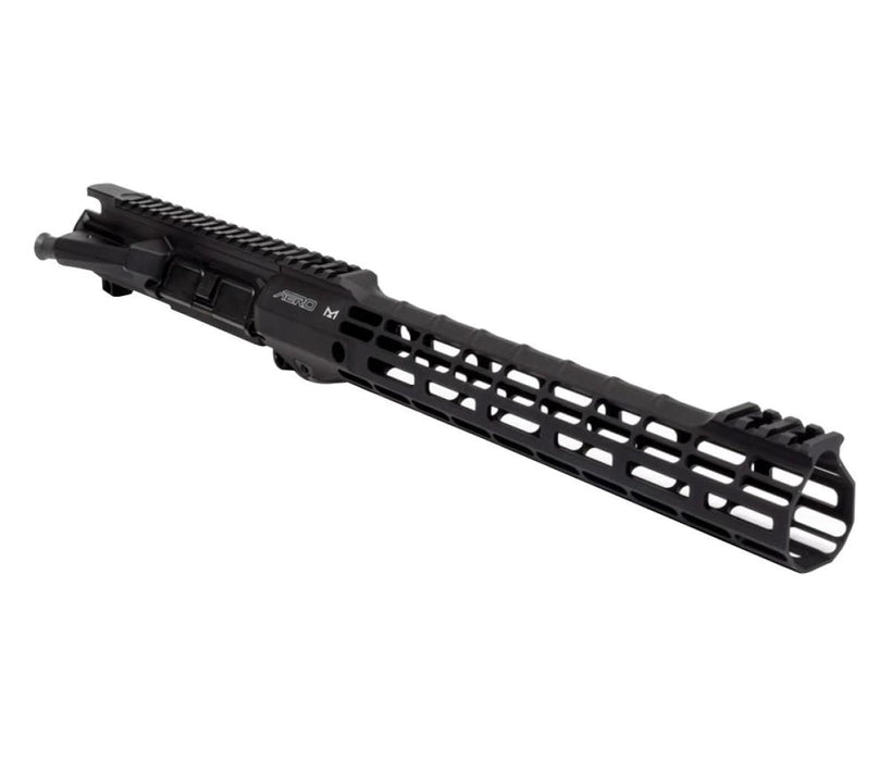 Aero Precision M4E1 Threaded Assembled Upper Receiver And Atlas S-One M-Lok Hg Combo - Anodized Upper Build Kit Ar15Discounts
