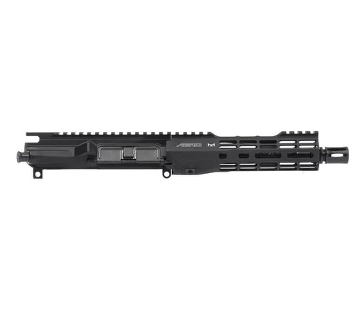 Aero Precision M4E1 Threaded Complete Upper 7.5 5.56 Barrel 7 M-Lok Atlas S-One Handguard - Anodized Black Upper Assembly Ar15Discounts