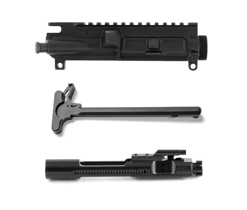 Aero Precision Upper Build Kit W/ Black Nitride Bcg + (Free Upgrade To Extended Latch Charging Handle) Apoc Armory Extended Latch Upper