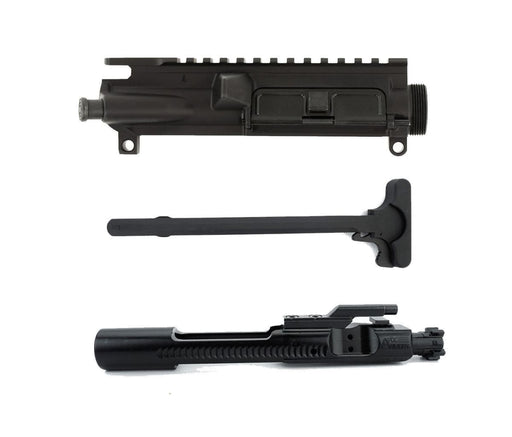 Aero Precision Upper Build Kit W/ Black Nitride Bcg + (Free Upgrade To Extended Latch Charging Handle) Mil-Spec Upper Build Kit