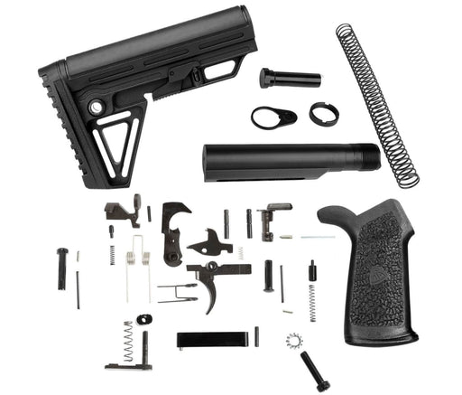 Alpha Lower Build Kit W/ Odin Works Lpk Lower Build Kit Ar15Discounts