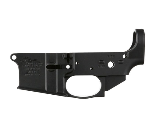 Anderson Manufacturing Am-15 Stripped Lower Receiver - Closed - Anodized Black Lower Receiver Ar15Discounts