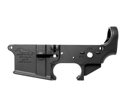 Anderson Manufacturing Am-15 Stripped Lower Receiver - Open - Anodized Black Lower Receiver Ar15Discounts