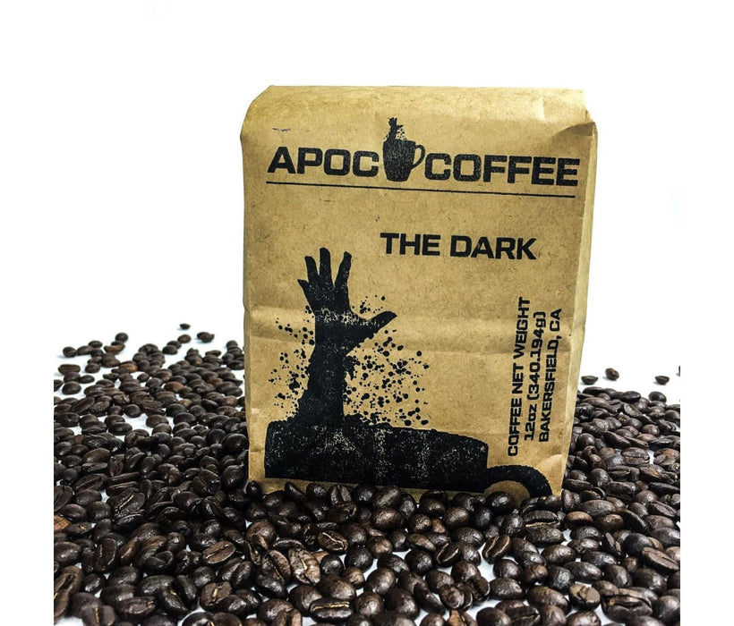 Apoc Coffee - The Dark - Dark Roast Coffee Ar15Discounts