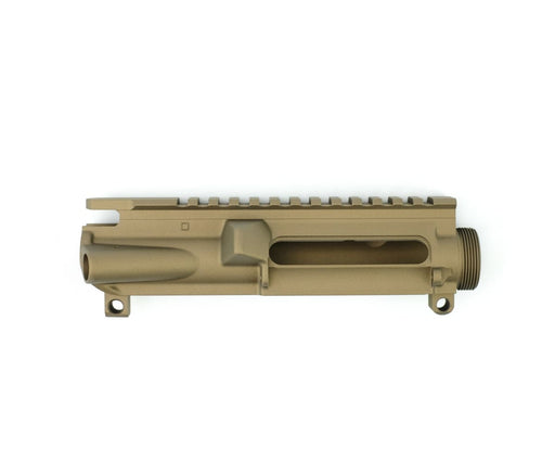 Ar-15 Stripped Upper Receiver - Burnt Bronze Cerakote Upper Receiver Ar15Discounts