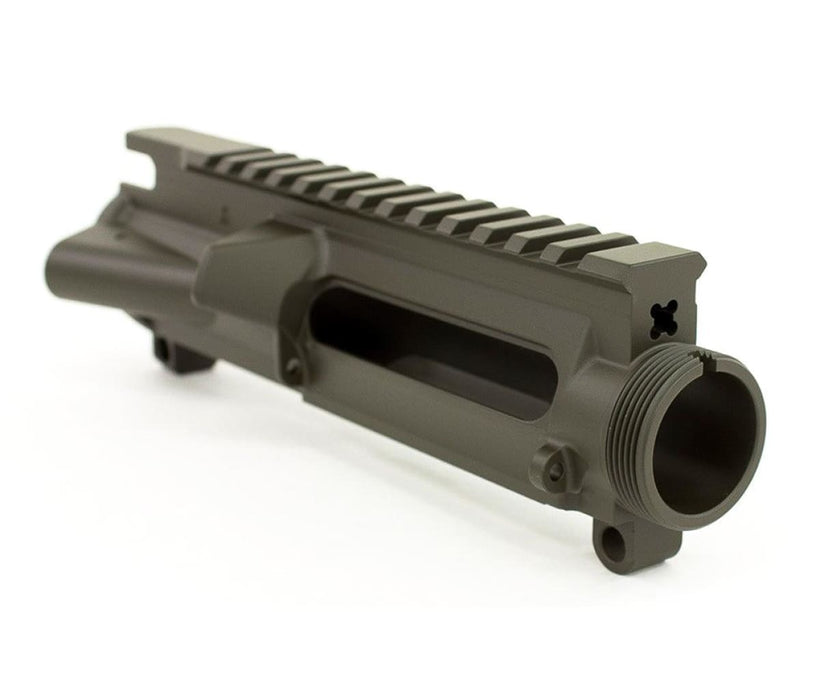 Ar-15 Stripped Upper Receiver - Magpul Od Green Cerakote Upper Receiver Ar15Discounts