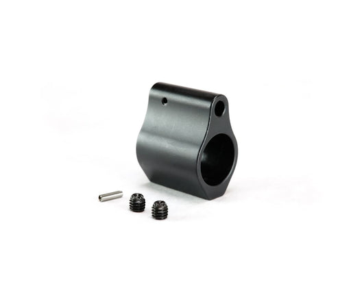 Dirty Bird .625 Low Profile Steel Gas Block - Black Nitride Gas Block Ar15Discounts
