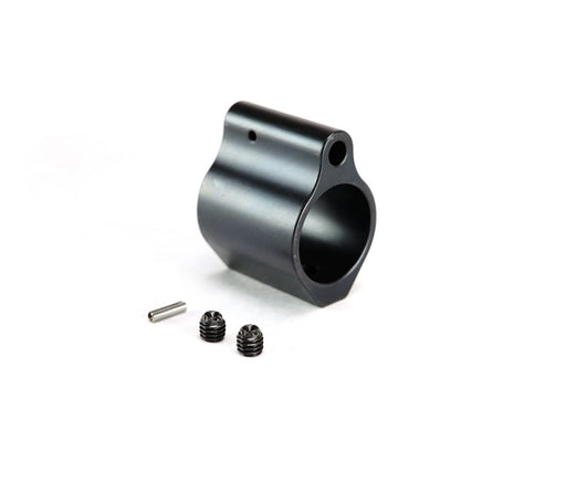 Dirty Bird .750 Low Profile Steel Gas Block - Black Nitride Gas Block Ar15Discounts