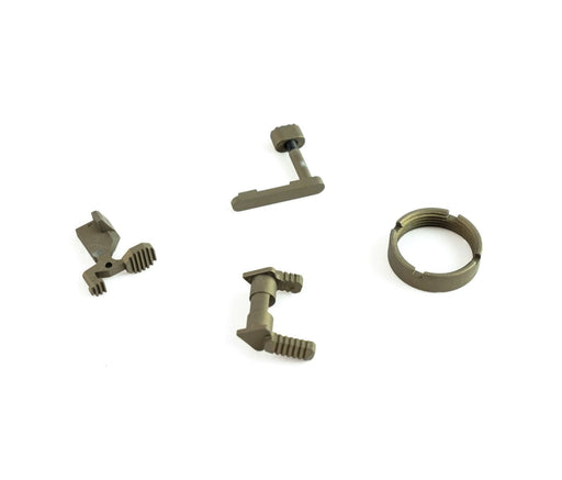 Ar-15 Lower Accent Parts Kit - Burnt Bronze Lower Parts Kit Ar15Discounts