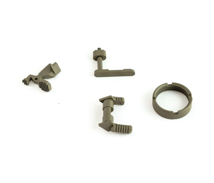 Ar-15 Lower Accent Parts Kit - Magpul Fde Lower Parts Kit Ar15Discounts