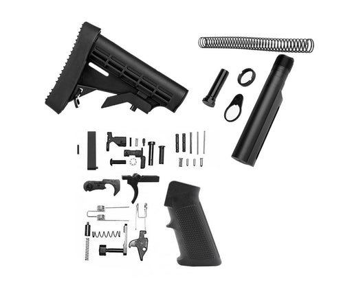 Discount Mil-Spec Lower Build Kit Lower Build Kit Ar15Discounts