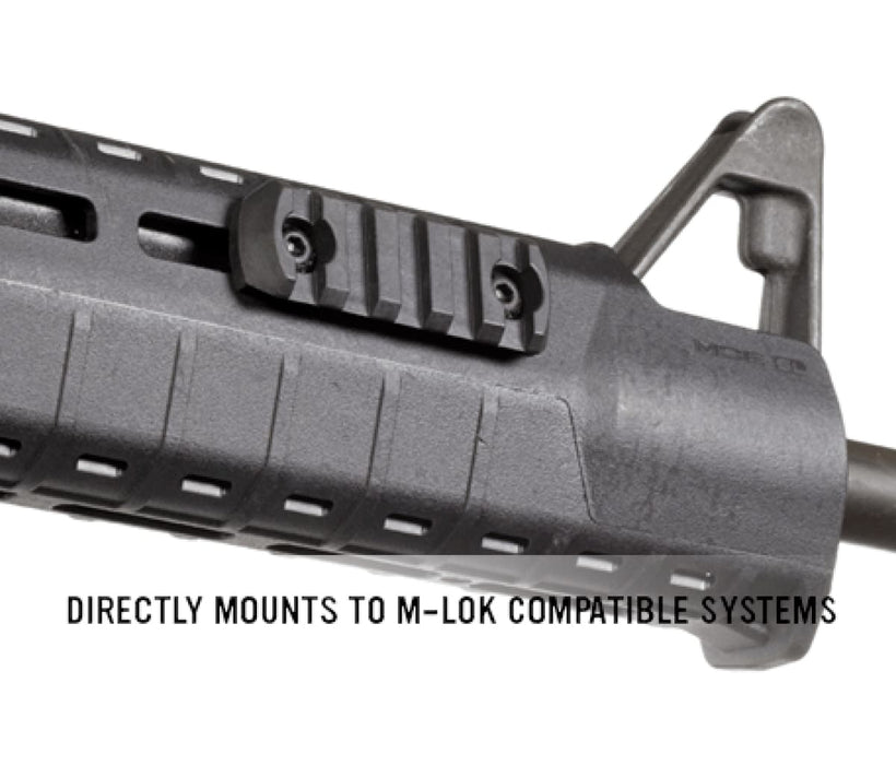 Magpul M-Lok Poly Rail Section - 5 Slots Rail Section Ar15Discounts