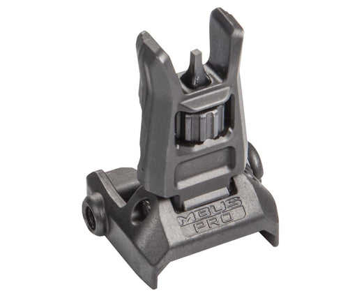 Magpul Mbus Pro Front Flip Sight - Black Sights Ar15Discounts