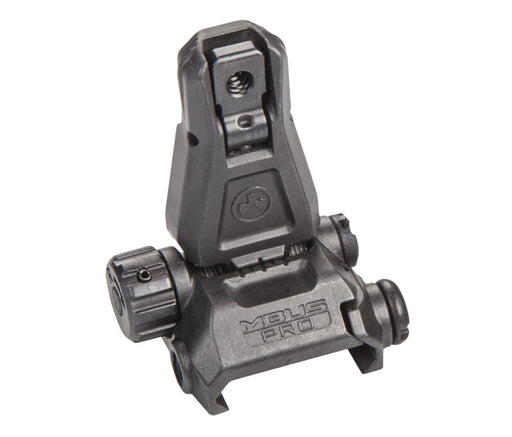 Magpul Mbus Pro Rear Flip Sight - Black Sights Ar15Discounts