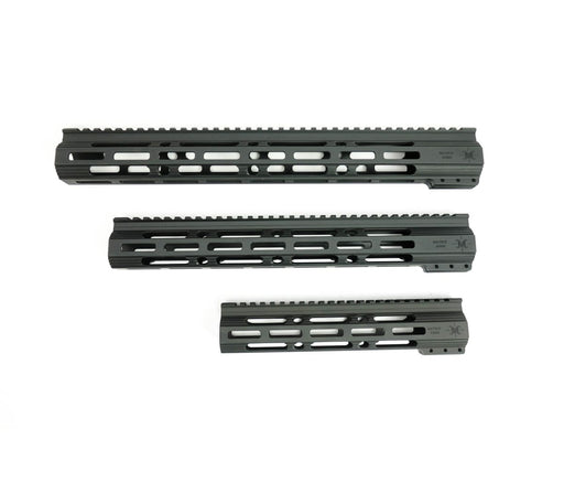 Matrix Arms Foxtrot M-Lok Free Float Handguard - Black 15 Handguard Ar15Discounts