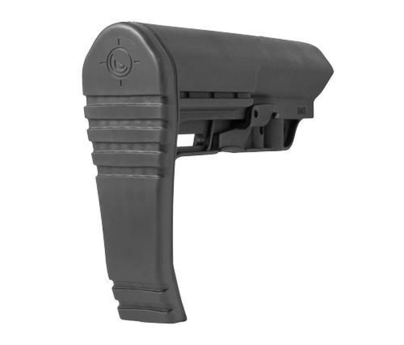 Mft Battlelink Minimalist Stock - Mil Spec - Black Stock Ar15Discounts