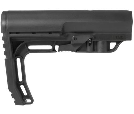Mft Battlelink Minimalist Stock (Restricted State) - Mil Spec - Black Stock Ar15Discounts