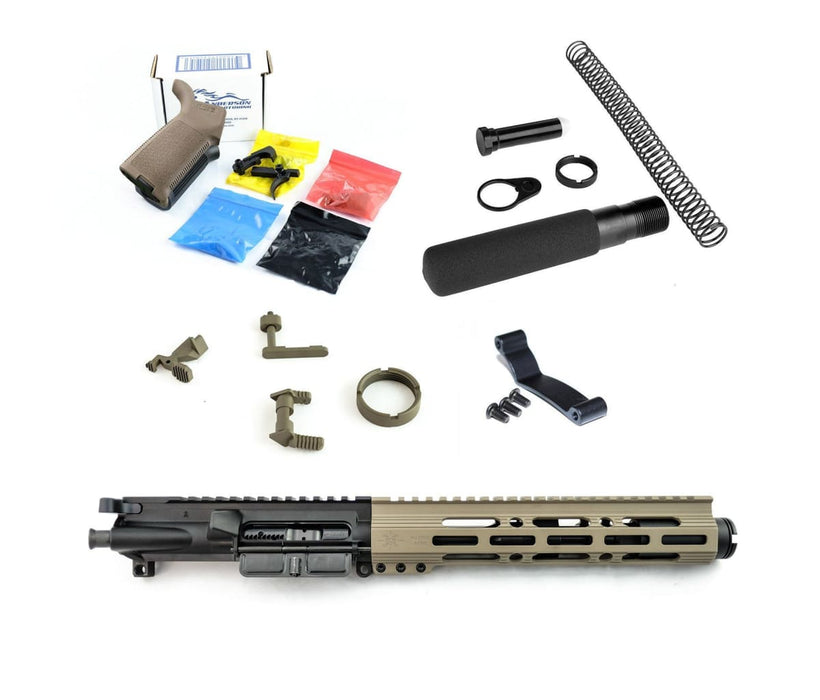 Nbs 7.5 Pistol M-Lok Rifle Kit - Magpul Fde Rifle Kit Ar15Discounts