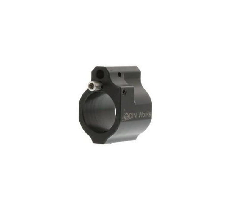 Odin Works Adjustable Low Profile Gas Block Gas Block Ar15Discounts