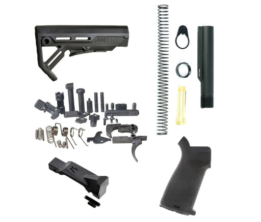 Strike Industries Ar-15 Enhanced Lower Build Kit For .223/5.56 - Black Lower Build Kit Ar15Discounts
