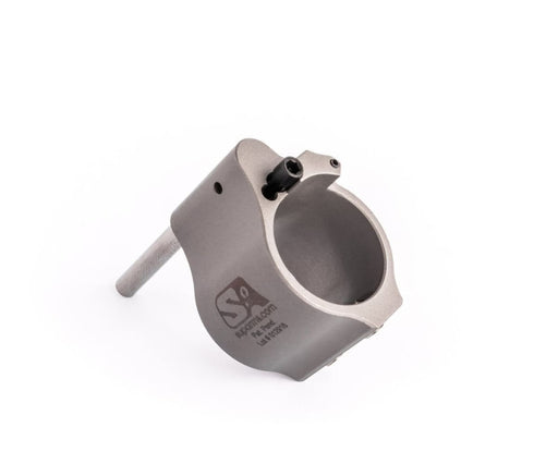 Superlative Arms Adjustable Gas Block Bleed Off Solid -.875 Stainless Gas Block Ar15Discounts
