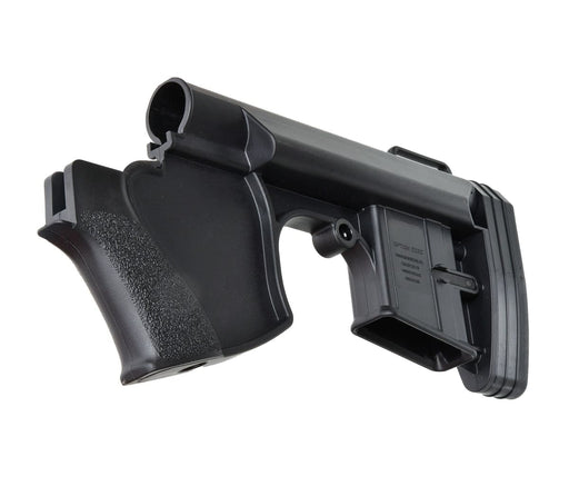 Survivor Systems Option Zero Featureless Stock - Black Stock Ar15Discounts