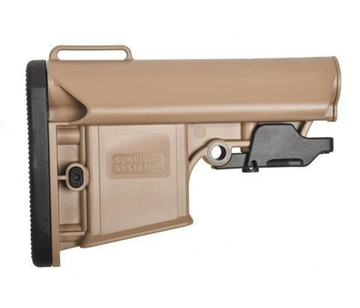 Survivor Systems Professional Collapsible Stock - Fde Stock Ar15Discounts