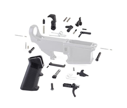 Tiger Rock Ar-15 Lower Parts Kit W/ Standard Grip & Trigger Guard Lower Parts Kit Ar15Discounts