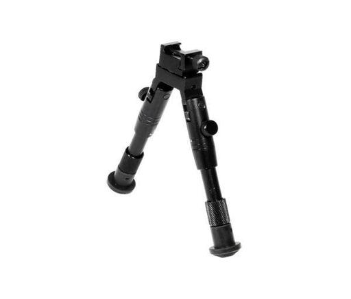 Utg Shooters Swat Bipod Rubber Feet Height 6.2-6.7 Bipod Ar15Discounts