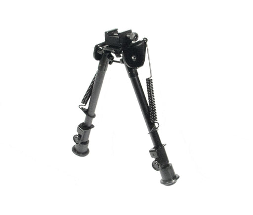 Utg Tactical Op Bipod Rubber Feet Center Height 8.3-12.7 Bipod Ar15Discounts