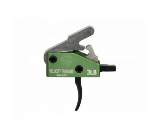 Velocity Drop-In Trigger For Ar-15 - Curved - 3Lb Trigger Group Ar15Discounts