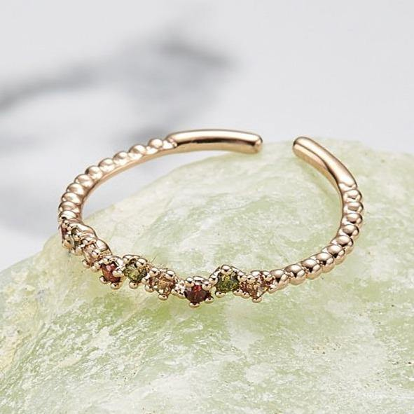 Colour berry ring