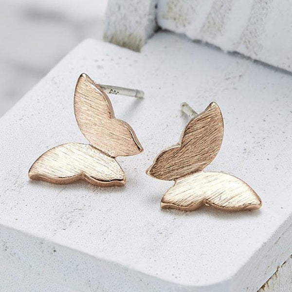 Butterfly earrings - NABILONDON