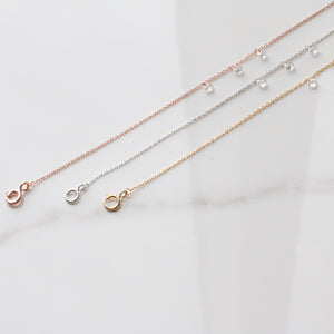 Three drops bracelet