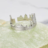 London skyline ring