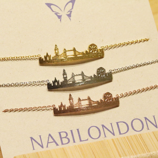 London skyline bracelet - NABILONDON