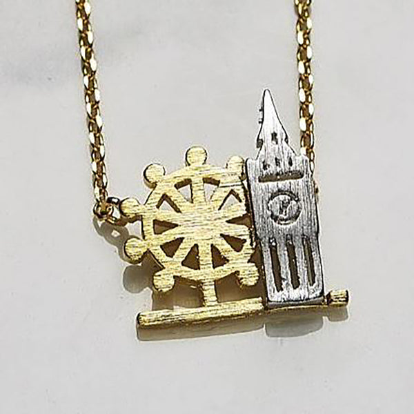 Bigben necklace