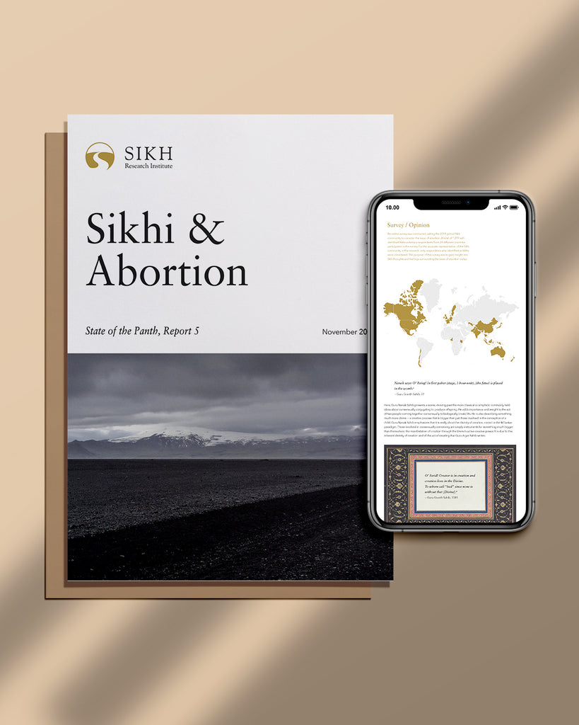 Sikhi & Abortion – Report